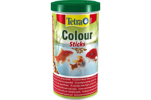 Корм TETRA Pond Color Sticks 1 л